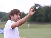 Robert Rock  at Golf Open de France Stock Images