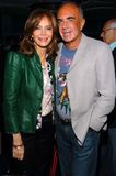 Robert Shapiro, Jaclyn Smith Imagem de Stock