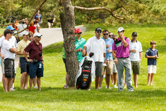 Robert Streb at the Memorial Tournament Royalty Free Stock Photography