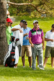 Robert Streb at the Memorial Tournament Stock Image