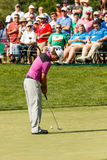 Robert Streb at the Memorial Tournament Royalty Free Stock Photo