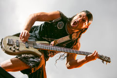 Robert Trujillo Royalty Free Stock Image