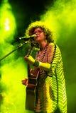 Roberta Campos, Brasilien Kriol Jazz Festival stockfoto