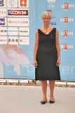 Roberta Pinotti al Giffoni Film Festival 2015 Stock Photo