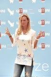 Roberta Scardola al Giffoni Film Festival 2015 Stock Foto's