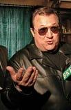 Robertino Loretti, посещение в Москве, России, 20-04-2003 Стоковые Фото