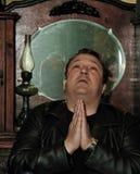 Robertino Loretti, посещение в Москве, России, 20-04-2003 Стоковое Фото