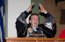Roberto Benigni Royalty Free Stock Photography