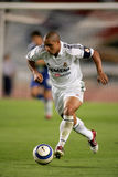 Roberto Carlos of Real Madrid Royalty Free Stock Photography