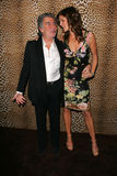 Roberto Cavalli,Cindy Crawford Stock Photo