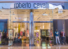 Roberto Cavalli store Royalty Free Stock Images