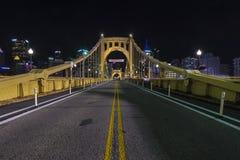 Roberto clemente bridge Royalty Free Stock Photography
