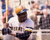 Roberto Clemente Royalty Free Stock Photography