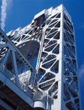 Roberto F Kennedy Bridge Foto de archivo libre de regalías