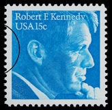 Roberto F Kennedy Postage Stamp Imagen de archivo