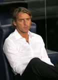 Roberto Mancini Royalty Free Stock Photo