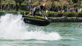Roberto Mariani Jet-ski Stock Image