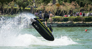 Roberto Mariani Jet-ski Royalty Free Stock Images