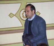 Roberto marti italian politic Stock Photo