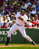 Roberto Petagine Boston Red Sox Royaltyfri Foto