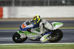 Roberto rolfo, moto 2, 2012 Stock Photos