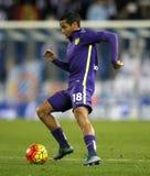Roberto Rosales of Malaga CF Stock Images