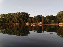 Roberts jezioro obrazy royalty free