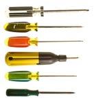 Robertson screwdrivers Stock Photography