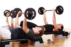 robić ćwiczeń sprawności fizycznej grupy ludzi Fotografia Royalty Free