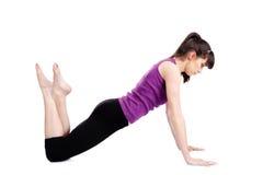 robić ćwiczeń sprawności fizycznej kobiety zdjęcia royalty free