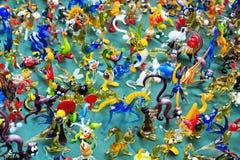 Robić barwiony szkło Fotografia Royalty Free