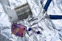 Robić biżuterii Fotografia Stock