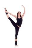 robić gimnastyki kobiety obrazy stock