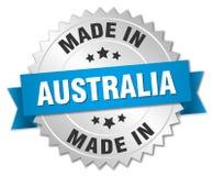 robić w Australia odznace royalty ilustracja