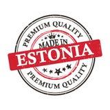 Robić w Estonia, premii ilości majcher Zdjęcie Royalty Free
