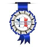 Robić w Francja, premii ilość - biznesu handlu detalicznego nagroda Zdjęcie Royalty Free