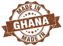 robić w Ghana foce ilustracji
