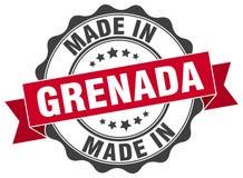 robić w Grenada foce ilustracji
