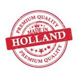 Robić w Holandia, premii ilości printable sztandar, majcher/ Zdjęcia Royalty Free