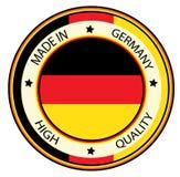Robić w Niemcy royalty ilustracja