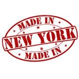 Robić w Nowy Jork ilustracja wektor