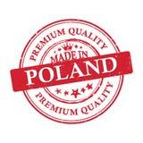 Robić w Polska ilość premii royalty ilustracja