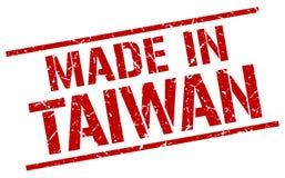 Robić w Tajwan znaczku ilustracji