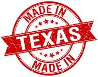 Robić w Teksas znaczku royalty ilustracja