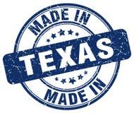 Robić w Teksas znaczku ilustracji