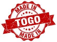 robić w Togo foce royalty ilustracja