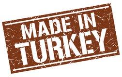 Robić w Turcja znaczku royalty ilustracja