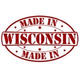 Robić w Wisconsin royalty ilustracja