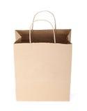 Robić zakupy papierową torbę Obrazy Stock
