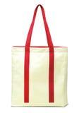 Robić zakupy wyplatającą torbę Zdjęcia Royalty Free